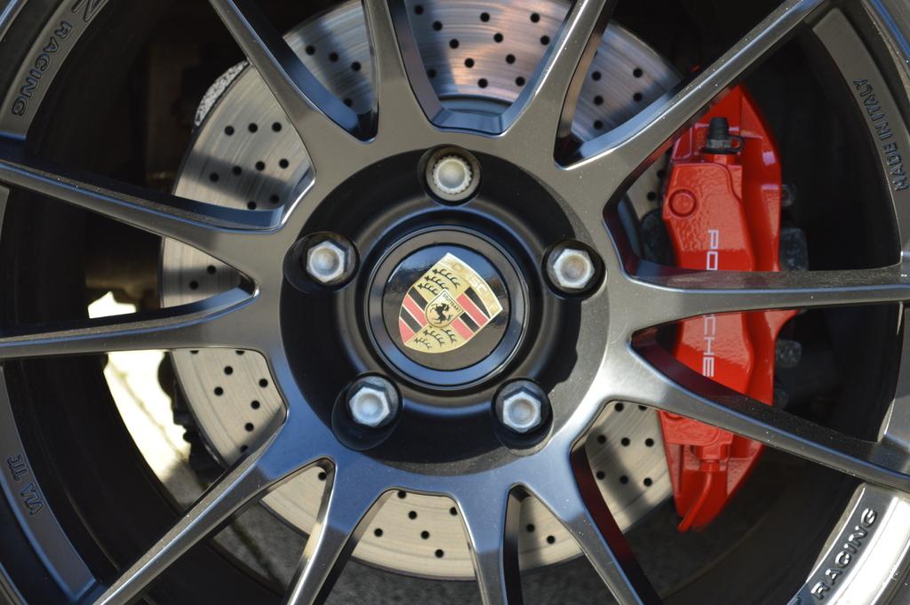 Porsche 911 TURBO 3,6 ltr. 421 PK 996